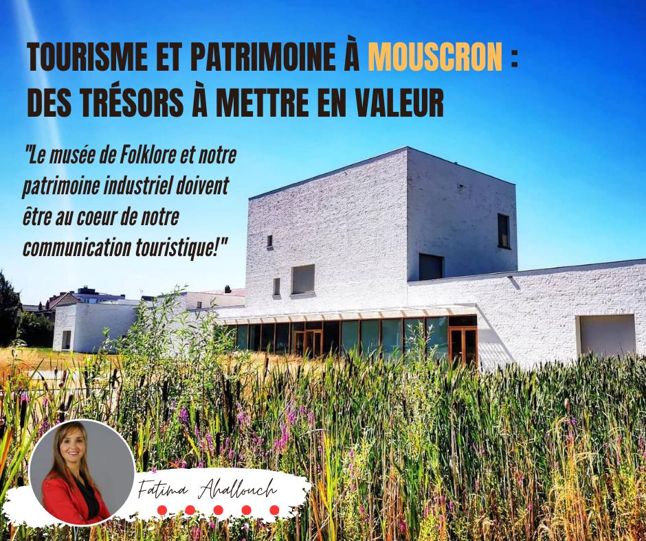 Tourisme et patrimoine à Mouscron _ des trésors à mettre en valeur
